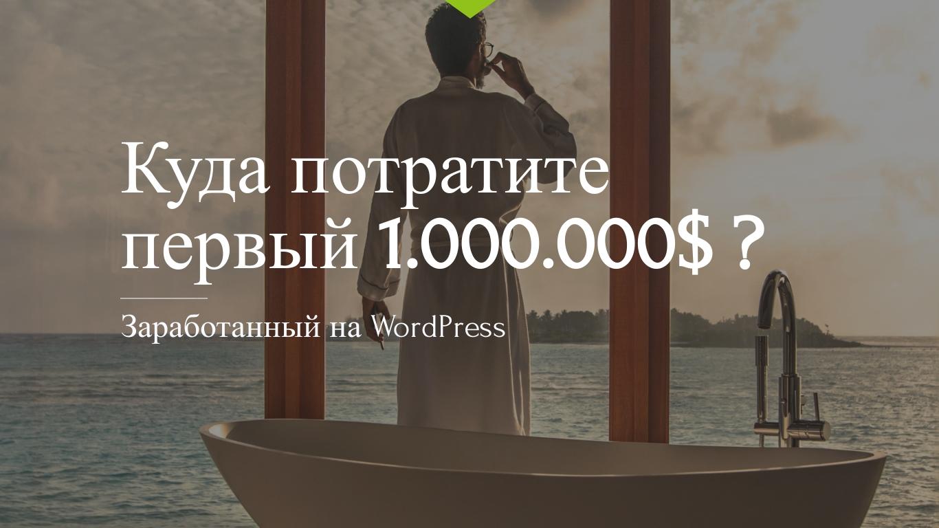 Александр Сокирка - Выступление WordCamp Saint Petersburg 2019 - Хотите достойно зарабатывать - Тогда всегда и везде используйте WordPress_Page_05