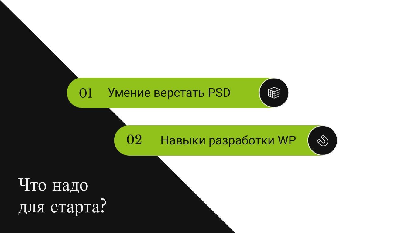 Александр Сокирка - Выступление WordCamp Saint Petersburg 2019 - Хотите достойно зарабатывать - Тогда всегда и везде используйте WordPress_Page_08