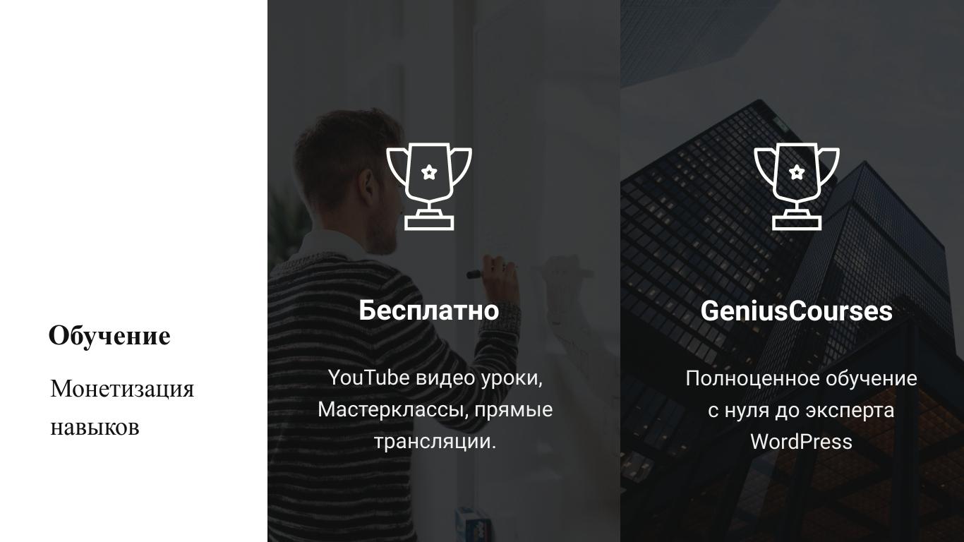 Александр Сокирка - Выступление WordCamp Saint Petersburg 2019 - Хотите достойно зарабатывать - Тогда всегда и везде используйте WordPress_Page_16